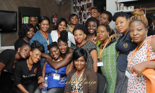 BM Pro - Banke Meshida Lawal, Segun Gele, Lyzadora Makeup Master Class | BellaNaija Beauty 028