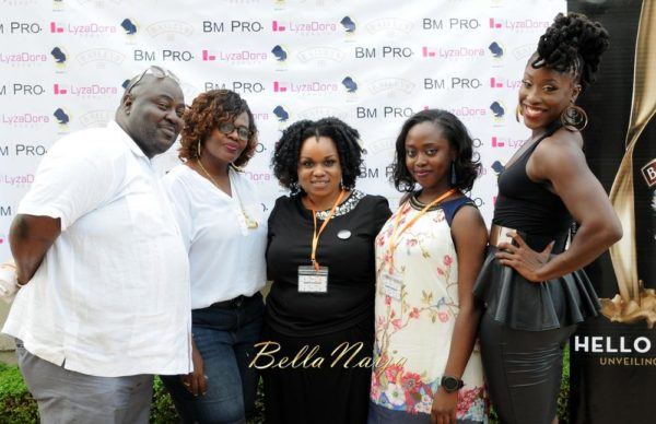 BM Pro - Banke Meshida Lawal, Segun Gele, Lyzadora Makeup Master Class | BellaNaija Beauty 062