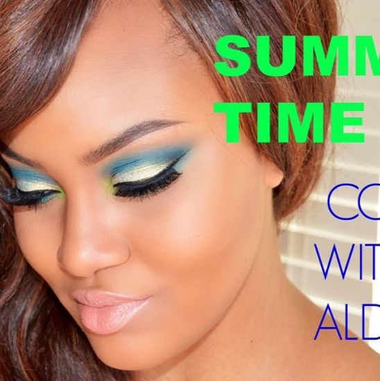 BN Beauty Summer Makeup Looks - Bellanaija - July2014003
