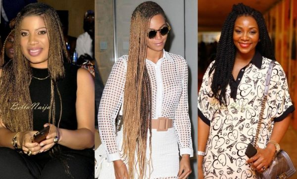 BN Beauty - Super Long Braids - July 2014 - BellaNaija.com 01