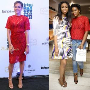 BN Pick Your Fave - Tania Omotayo & Liz Yemoja - Fashpa Day Out - BellaNaija.com 01