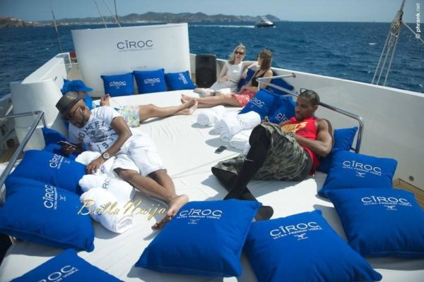 Banky W's Trip to Ibiza - July 2014 - BellaNaija.com 01006