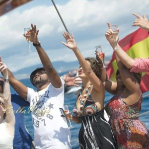 Banky W's Trip to Ibiza - July 2014 - BellaNaija.com 01011