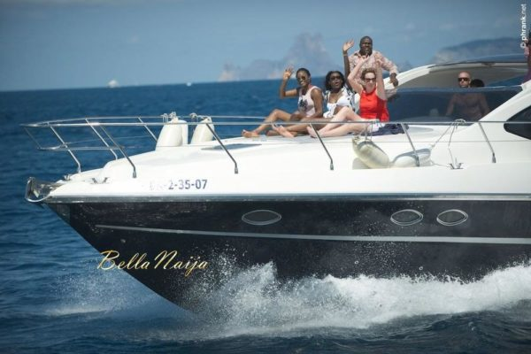 Banky W's Trip to Ibiza - July 2014 - BellaNaija.com 01012