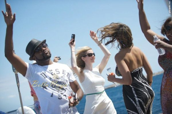 Banky W's Trip to Ibiza - July 2014 - BellaNaija.com 01013