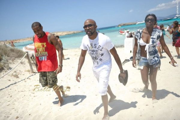 Banky W's Trip to Ibiza - July 2014 - BellaNaija.com 01015
