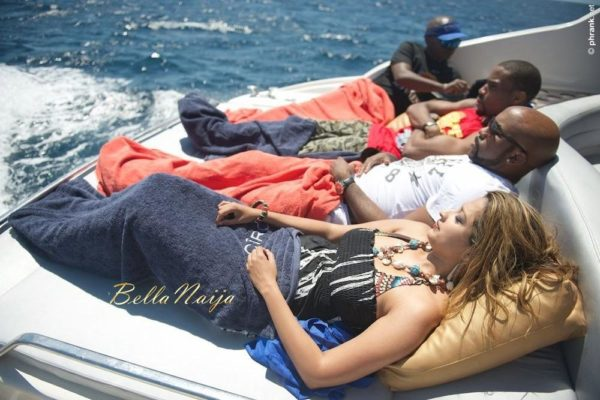Banky W's Trip to Ibiza - July 2014 - BellaNaija.com 01020