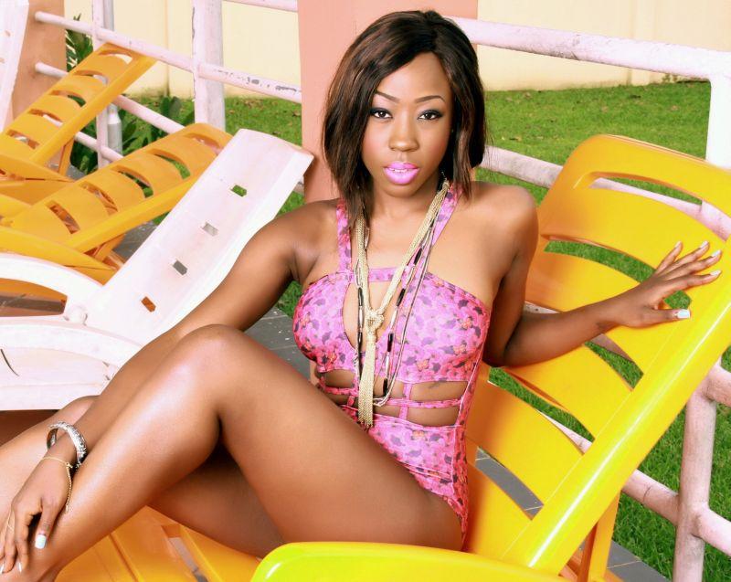 Beverly Naya - Exquisite Magazine - July 2014 - BellaNaija.com 03
