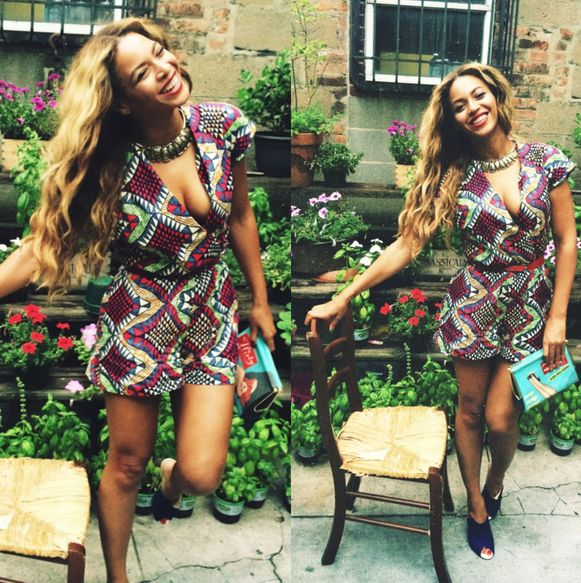 Beyonce, Jay Z, Blue Ivy Carter - July 2014 - BellaNaija.com 012