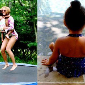 Beyonce, Jay Z, Blue Ivy Carter - July 2014 - BellaNaija.com 013