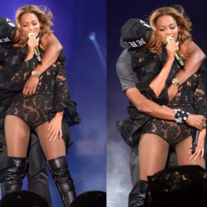 Beyonce & Jay Z On The Run in New Jersey - July - 2014 - BellaNaija0012