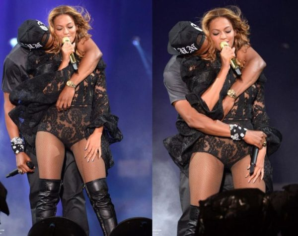 Beyonce & Jay Z On The Run in New Jersey - July - 2014 - BellaNaija0012