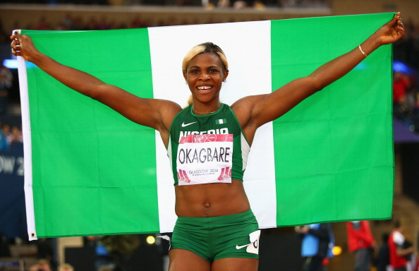 Image result for Blessing Okagbare