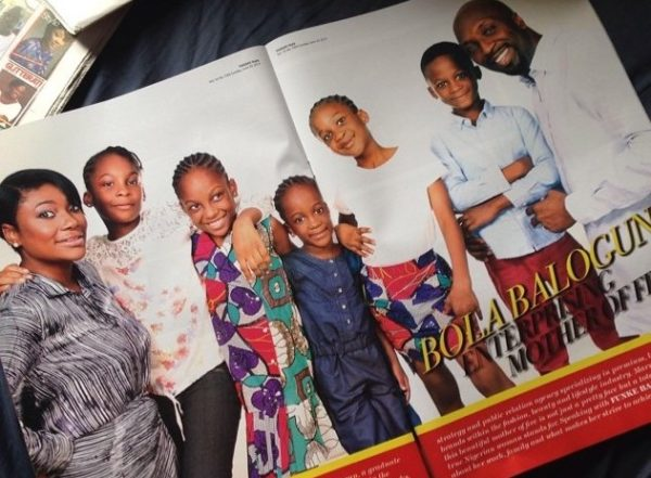 Bola Balogun - ThisDay Style 2 - June 2014 - BellaNaija