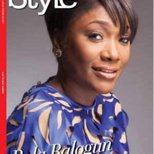 Bola Balogun - ThisDay Style Cover June 2014 - BellaNaija