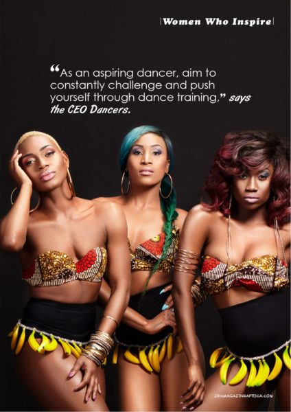 CEO Dancers for Zen magazine Interview - Bellanaija - July2014007
