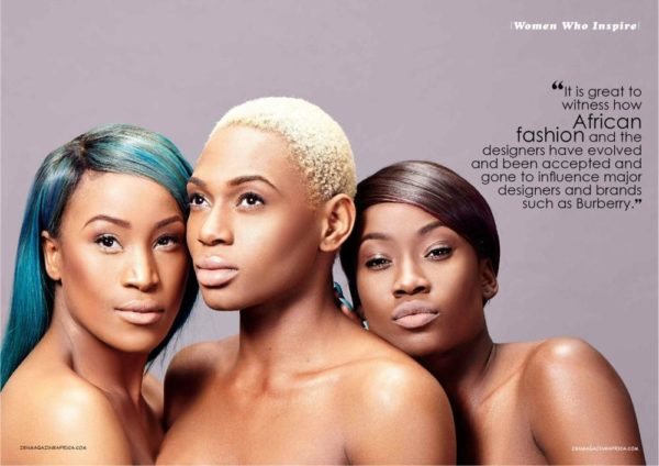 CEO Dancers for Zen magazine Interview - Bellanaija - July2014009