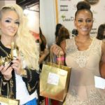 Charli Baltimore & Sundy Carter - July 2014 - BN Beauty - BellaNaija.com 01