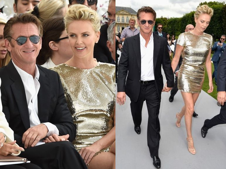 Charlize Theron & Sean Penn - July 2014 - BellaNaija.com 01