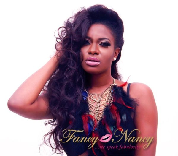 Chika Ike for Fancy Nancy - July 2014 - BN Movies & TV - BellaNaija.com 01