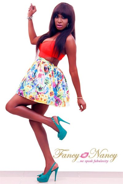 Chika Ike for Fancy Nancy - July 2014 - BN Movies & TV - BellaNaija.com 014