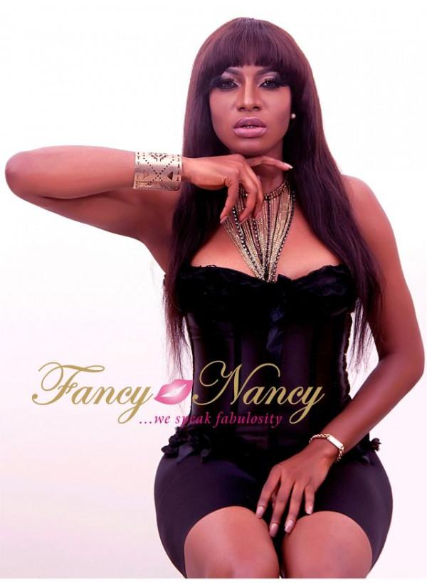 Chika Ike for Fancy Nancy - July 2014 - BN Movies & TV - BellaNaija.com 03