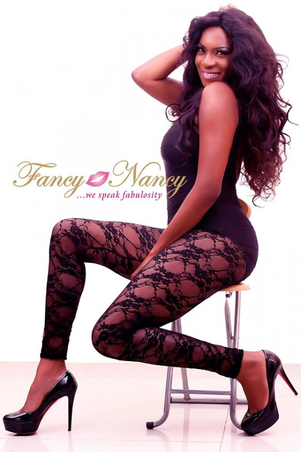 Chika Ike for Fancy Nancy - July 2014 - BN Movies & TV - BellaNaija.com 09