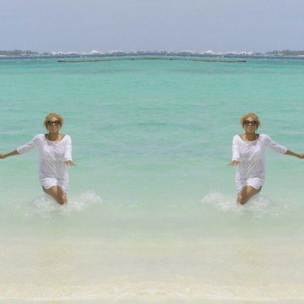 Chineze Anyaene in the Maldives - July - 2014 - BellaNaija002
