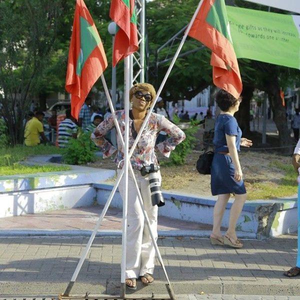 Chineze Anyaene in the Maldives - July - 2014 - BellaNaija005
