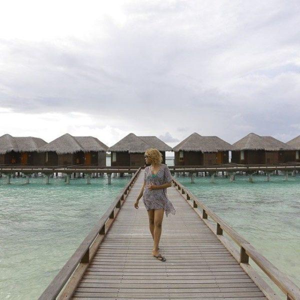 Chineze Anyaene in the Maldives - July - 2014 - BellaNaija012