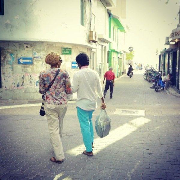 Chineze Anyaene in the Maldives - July - 2014 - BellaNaija013