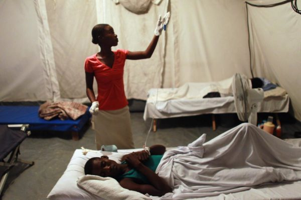 Haiti Battles With Cholera Outbreak, As Death Toll Surpasses 1,000