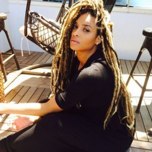 Ciara Dreadlocks - July 2014 - BellaNaija.com 01