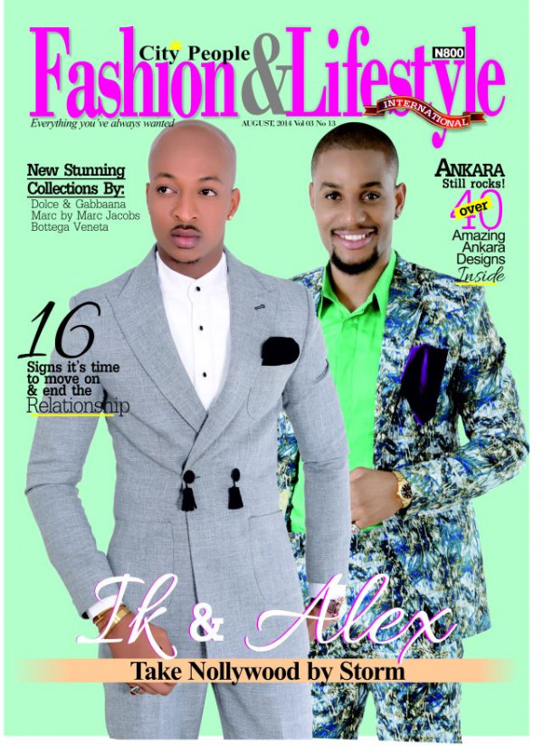 City People Fashion & Lifestyle Magazine - July 2014 - BellaNaija.com 01