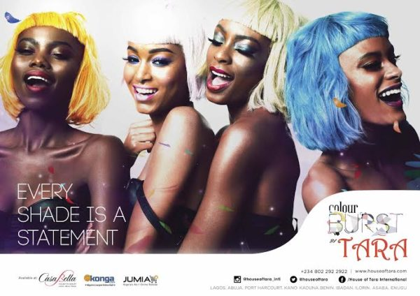 Colour Burst by House of Tara - bellanaija - July2014001