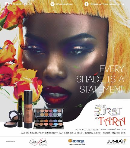Colour Burst by House of Tara - bellanaija - July2014002