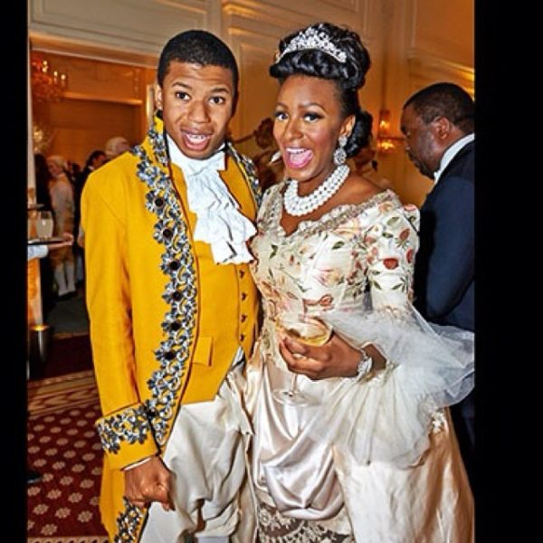 DJ Cuppy - Femi Otedola's Daughter - Marie Antoinette Party 19