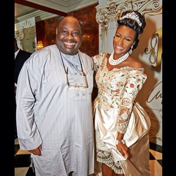 DJ Cuppy - Femi Otedola's Daughter - Marie Antoinette Party 5