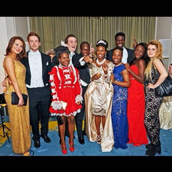 DJ Cuppy - Femi Otedola's Daughter - Marie Antoinette Party 6