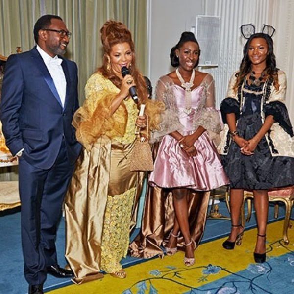 DJ Cuppy - Femi Otedola's Daughter - Marie Antoinette Party