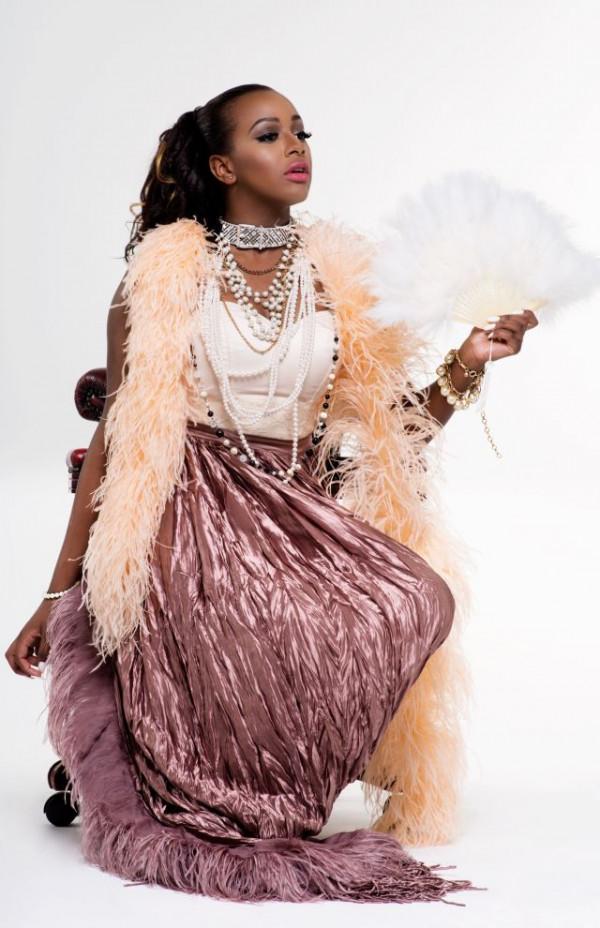 DJ Cuppy - Marie Antoinette - BN Music - July 2014 - BellaNaija.com 01