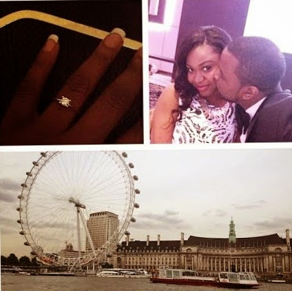 DJ Xclusive is Engaged - July 2014 - BellaNaija.com