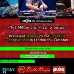 DMC DJ Competition - Bellanaija - July2014