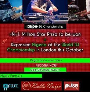 DMC DJ Competition - Bellanaija - July2014
