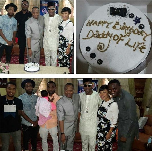 D'banj's Father  - June 2014 - BellaNaija.com 01
