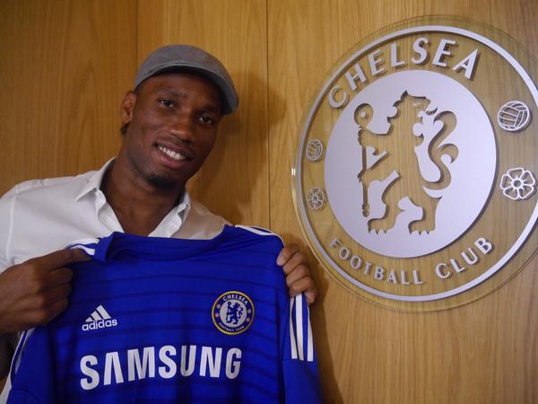 Didier Drogba - July 2014 - BN Sports - BellaNaija.com 02