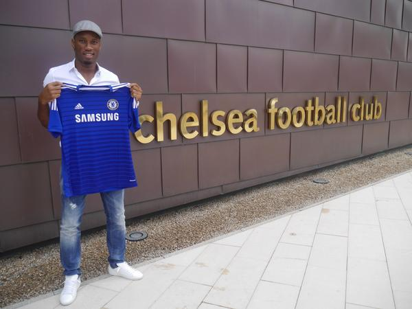Didier Drogba - July 2014 - BN Sports - BellaNaija.com 03