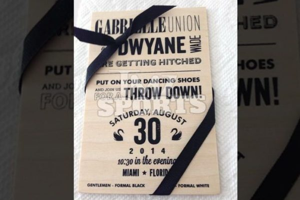 Dwyane Wade & Gabrielle Union's Wedding IV - July 2014 - Relationships - BellaNaija.com 02
