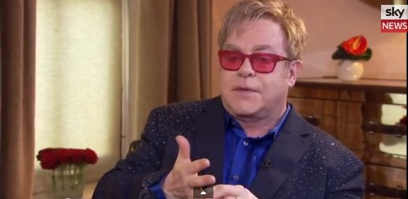 Elton John - June 2014 - BN Music - BellaNaija.com 01