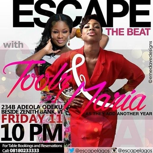 Escape - Events This Weekend - July 2014 - BellaNaija.com 01